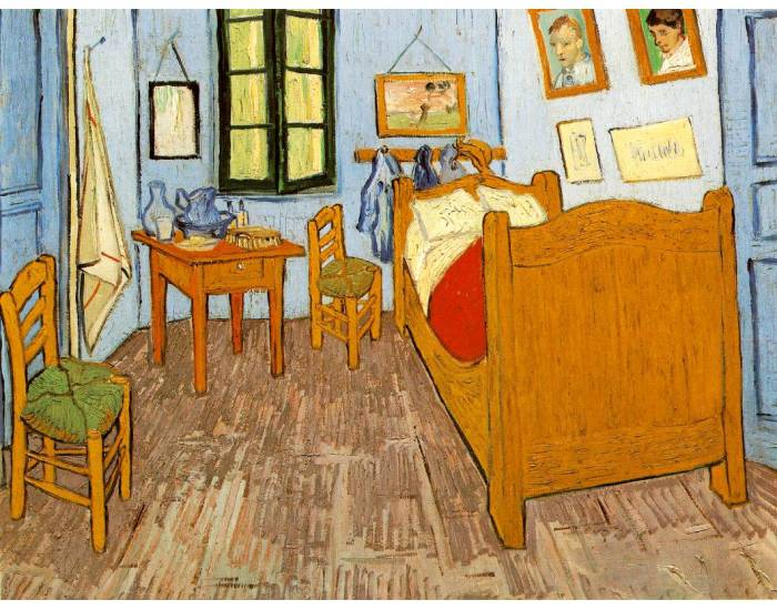 French with Vincent Van Gogh