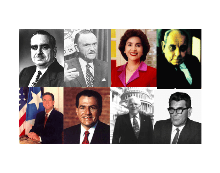 8 Governors of Puerto Rico