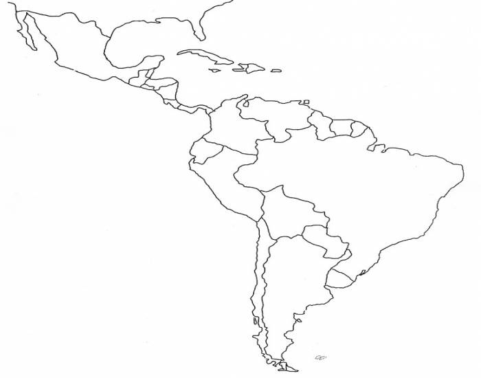 Game Statistics - Latin America Physical Map Quiz - PurposeGames