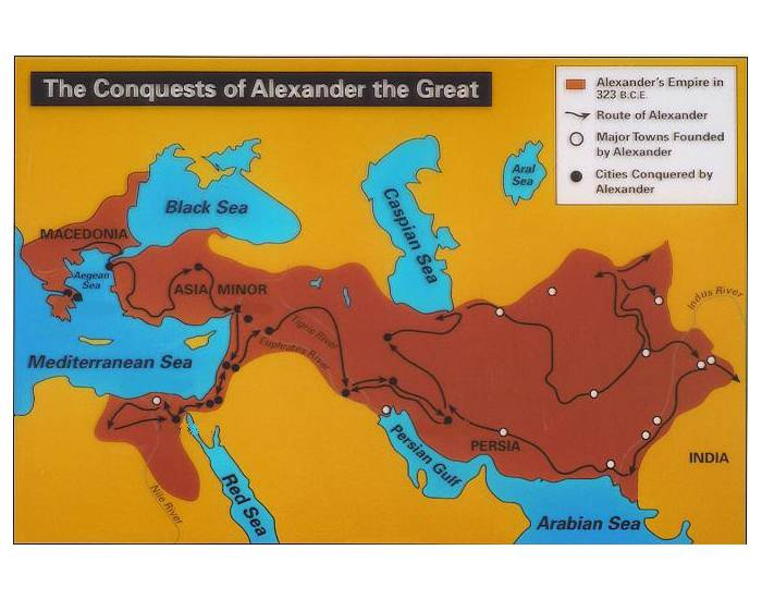 How great was alexander the great background essay answers