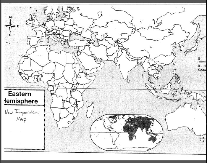 Eastern Hemisphere Map Collection Printable map, free to ...