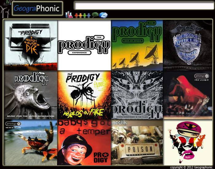Albums The Prodigy