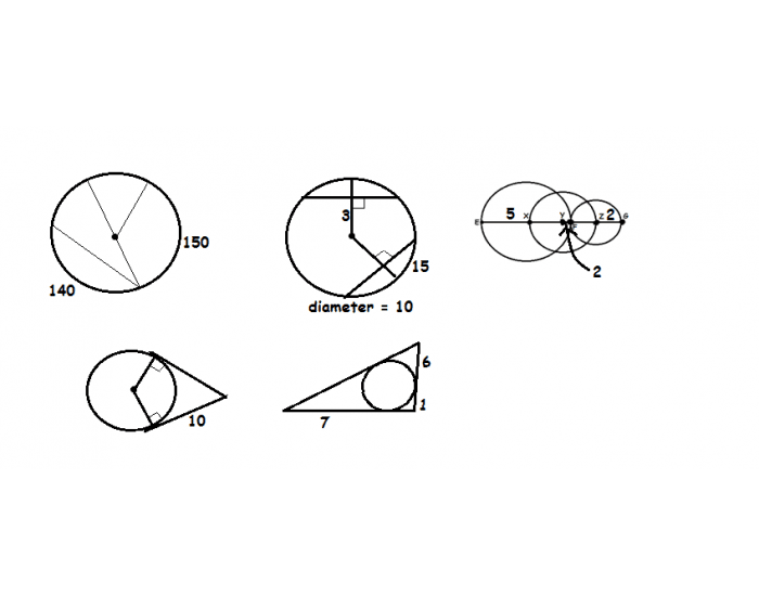 Circles and Tangents