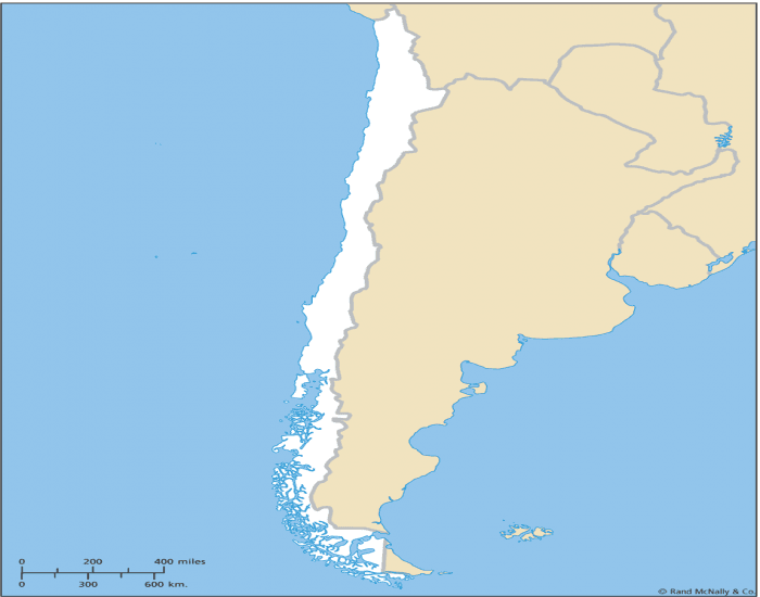 5 Cities of Chile