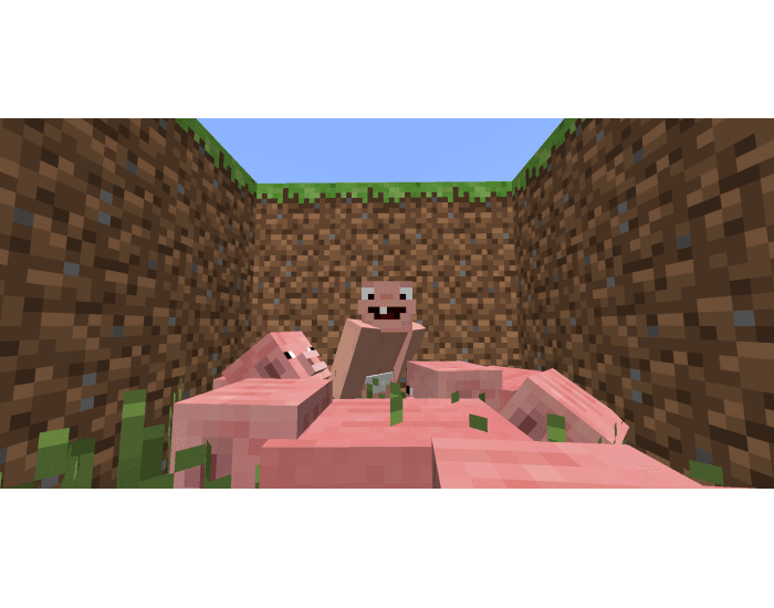 Minecraft: What I Found In A Hole