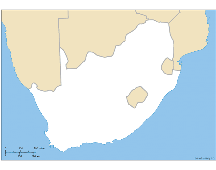 5 Cities of South Africa