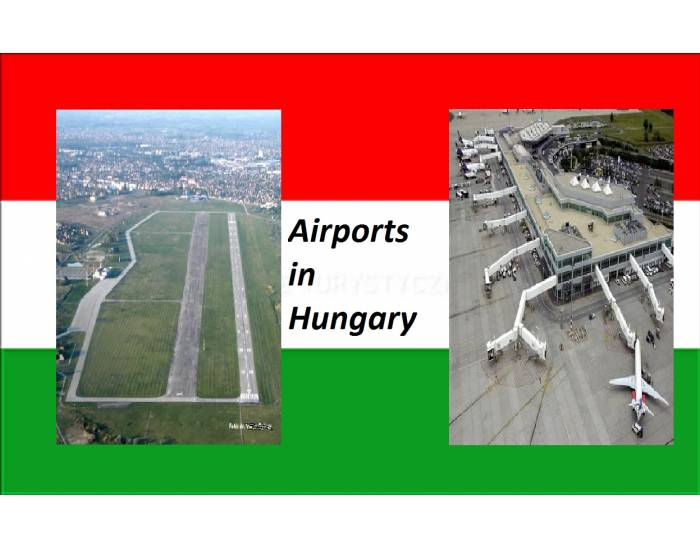 Airports in Hungary