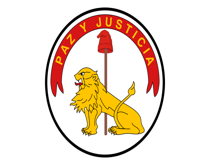 Coat of Arms of Paraguay (Back Side)