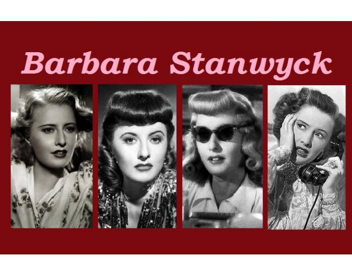 Barbara Stanwyck's Academy Award nominated roles