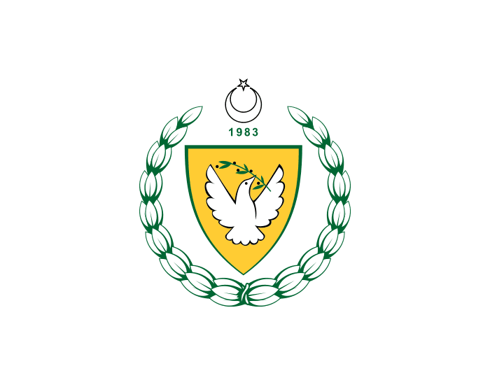 Coat of Arms of the Turkish Republic of Northern Cyprus