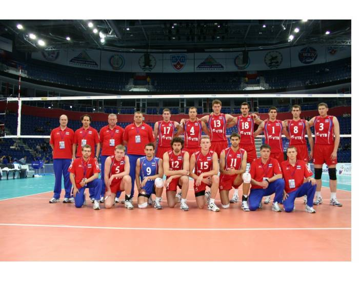 Russia national volleyball team
