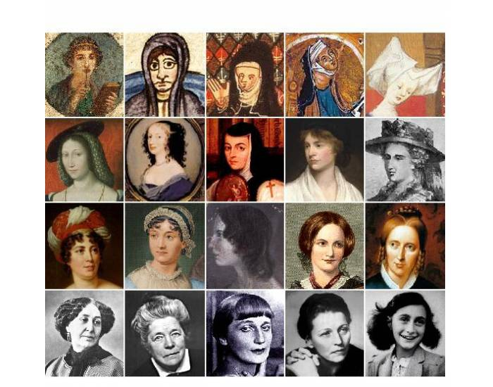 Famous Women Writers from History