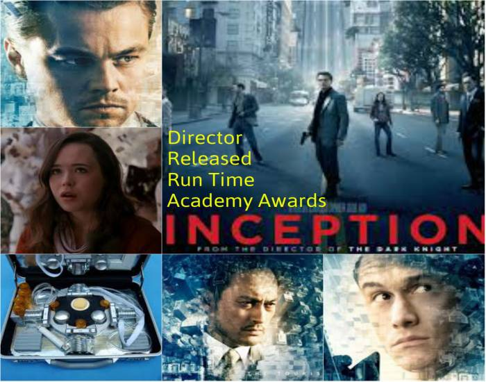 Top Films: Inception