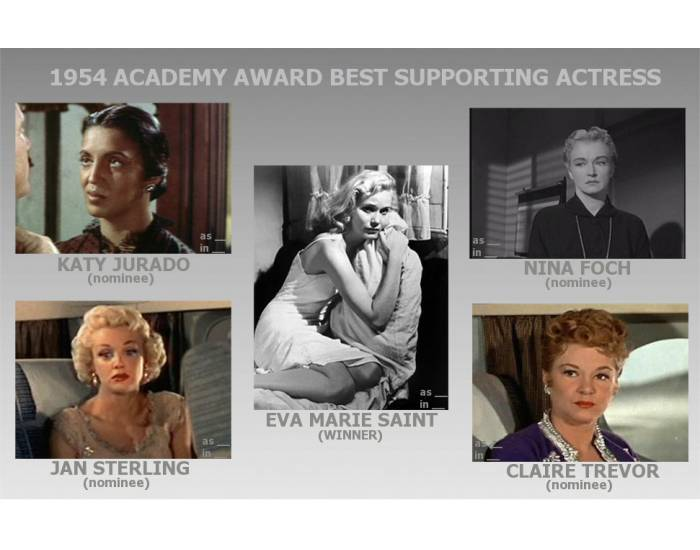 1954 Academy Award Best Supporting Actress