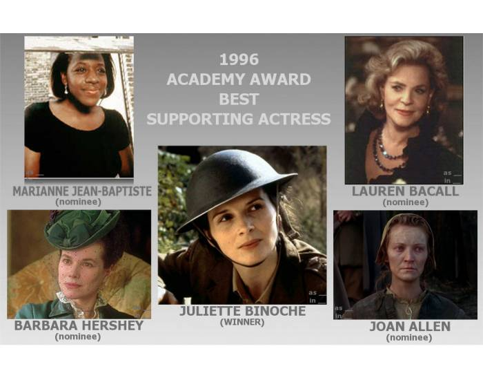 1996 Academy Award Best Supporting Actress