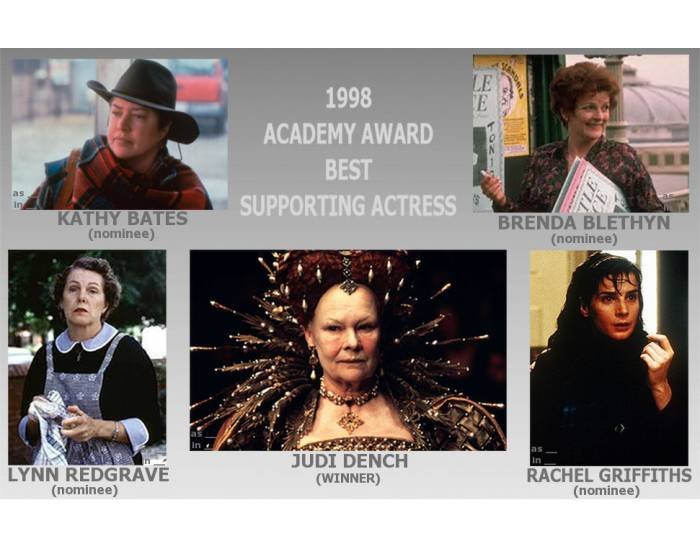 1998 Academy Award Best Supporting Actress