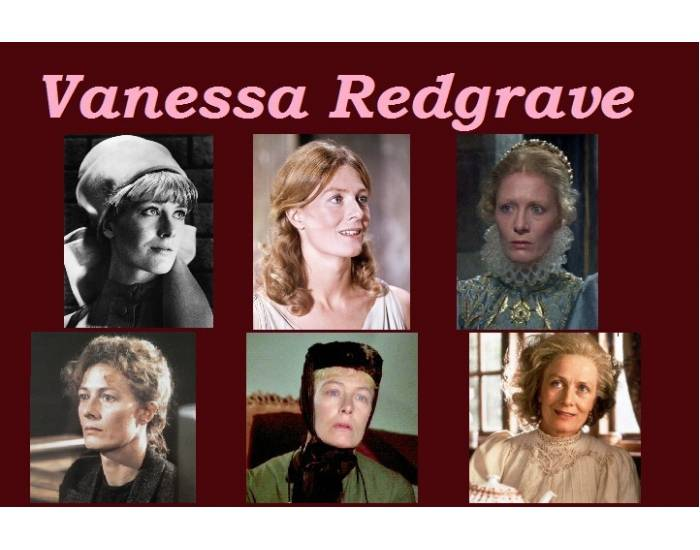 Vanessa Redgrave's Academy Award nominated roles