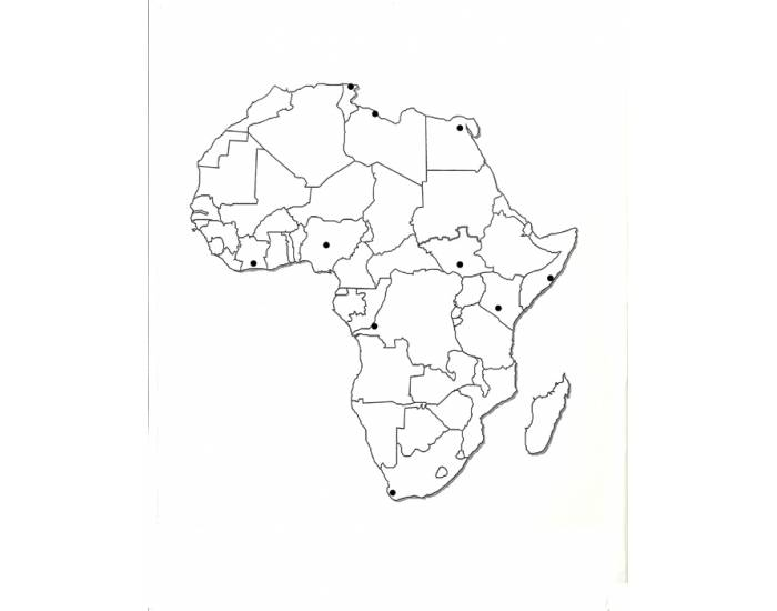 Northern African Countries