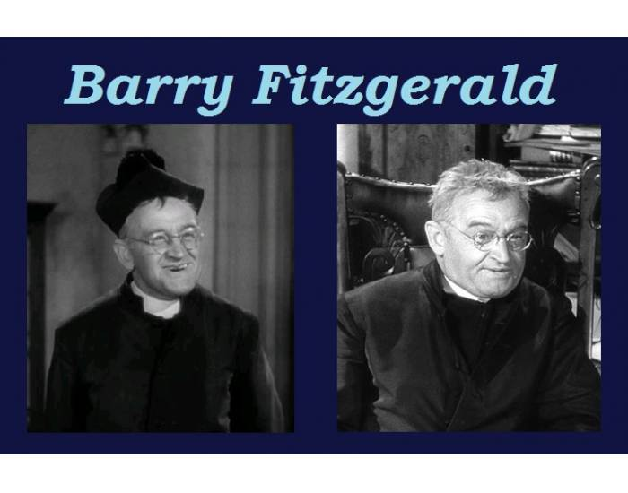 Barry Fitzgerald's Academy Award nominated roles