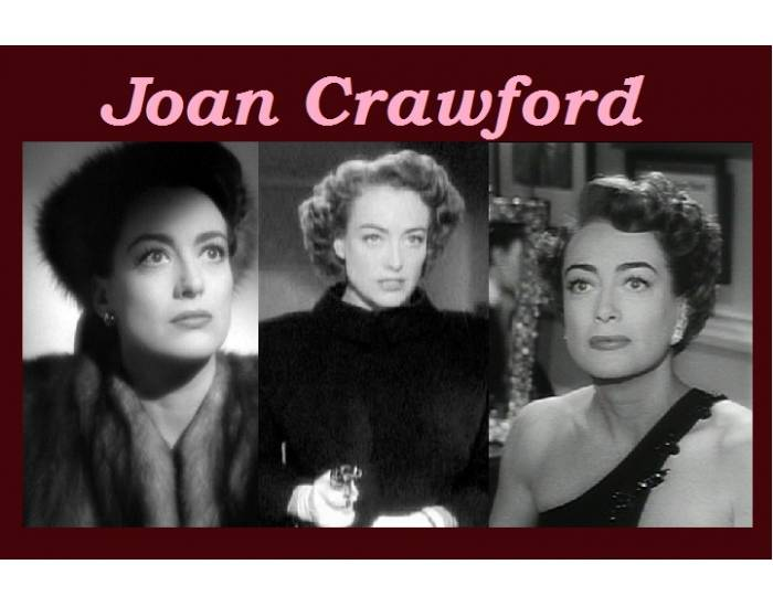 Joan Crawford's Academy Award nominated roles