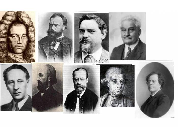 Czech composers