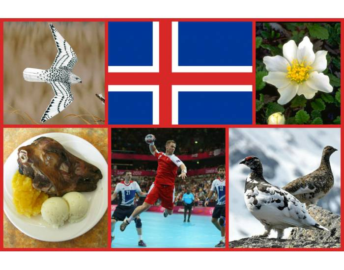 National Symbols of Iceland