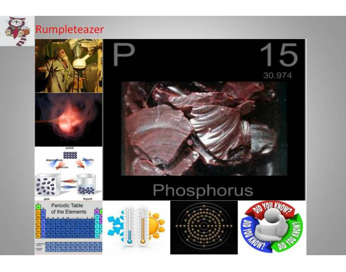 Elements: Phosphorus