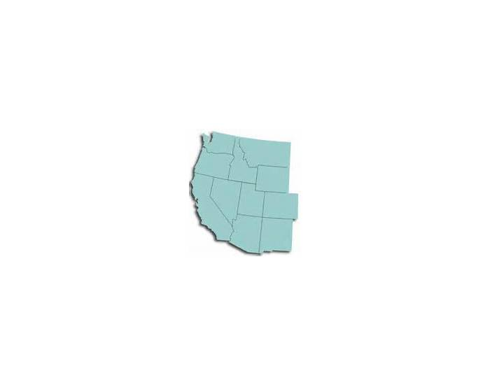 Sam's West USA State and Capitals Quiz