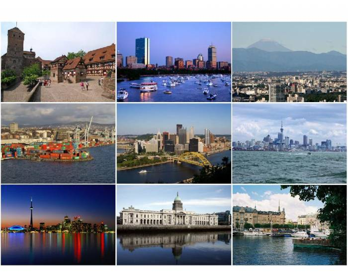 World's Environmetally Clean Cities  (1)