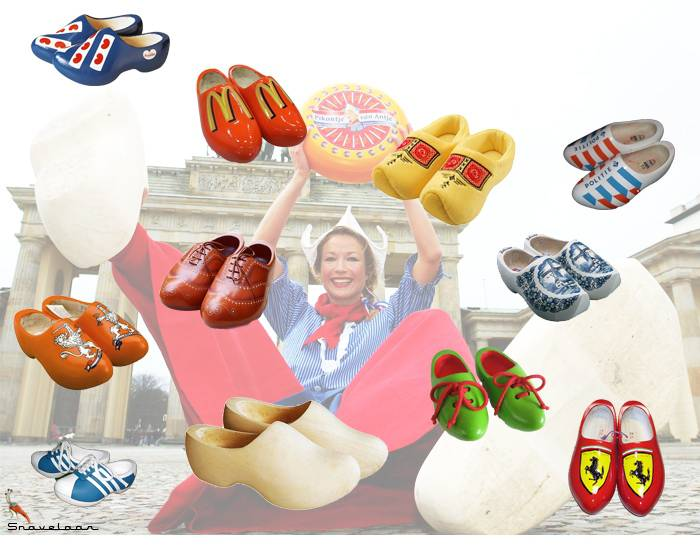 Clogs of the Netherlands