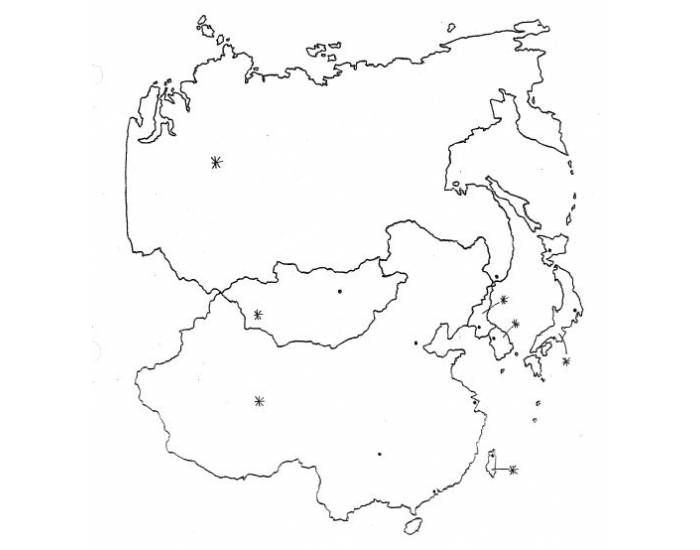 North Asia Countries