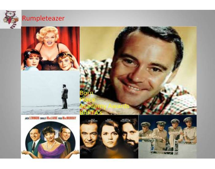 American Actors: Jack Lemmon