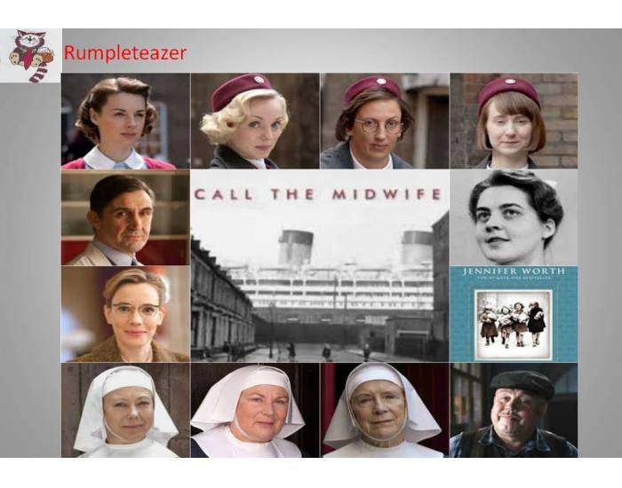 British TV: Call The Midwife