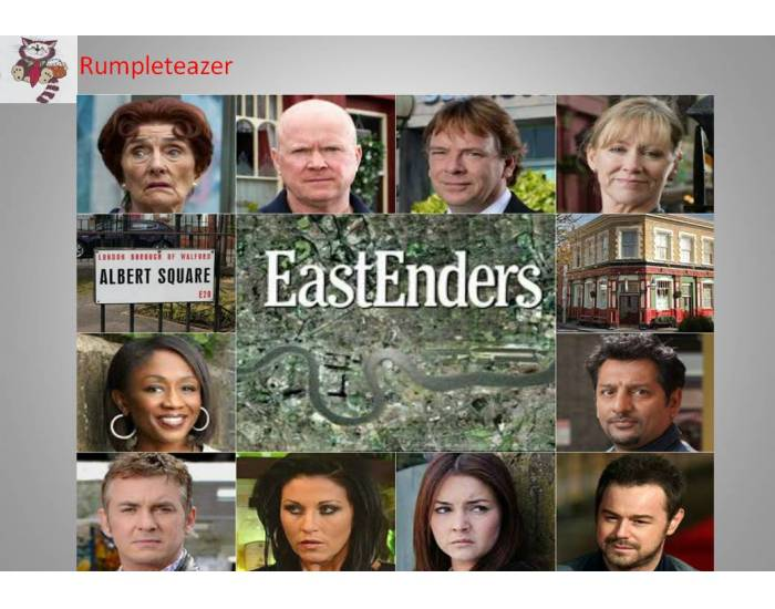 British TV: EastEnders
