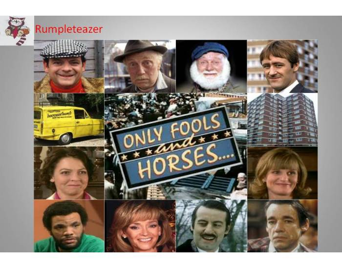 British TV: Only Fools and Horses
