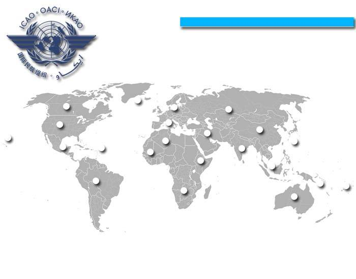 ICAO Airport Codes (First Letter)