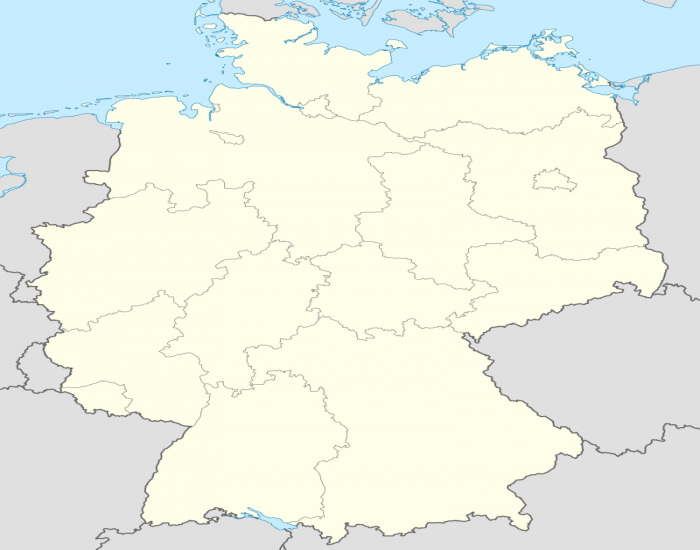 Germany, states and capitals