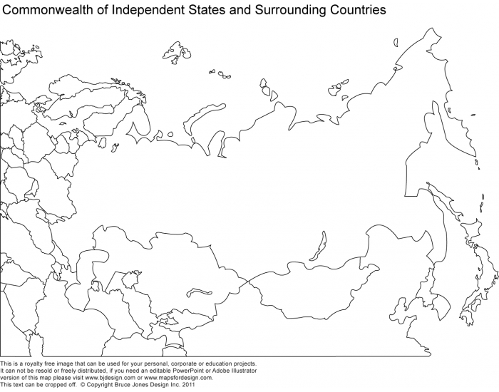 Russia map for obu contemporary world purposegames gumiabroncs Images