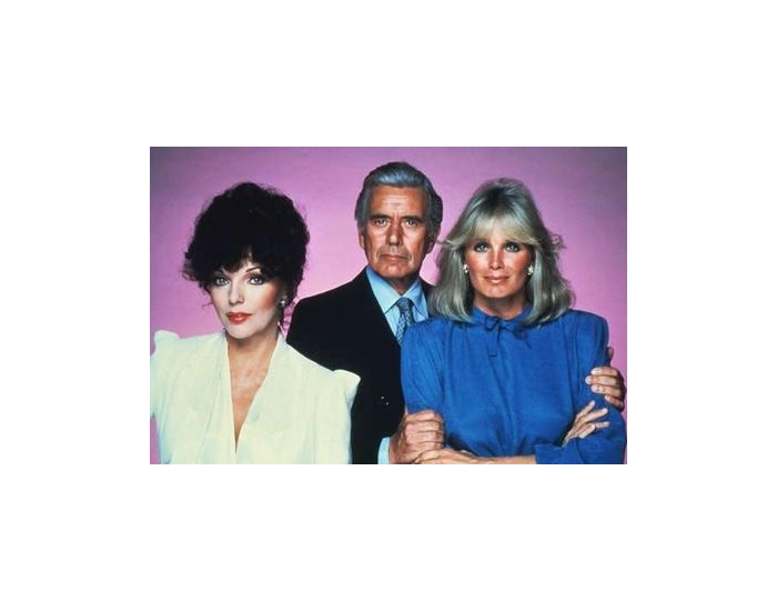 Dynasty (TV series) main characters - part 1