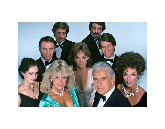 Dynasty (TV series) main characters - part 3
