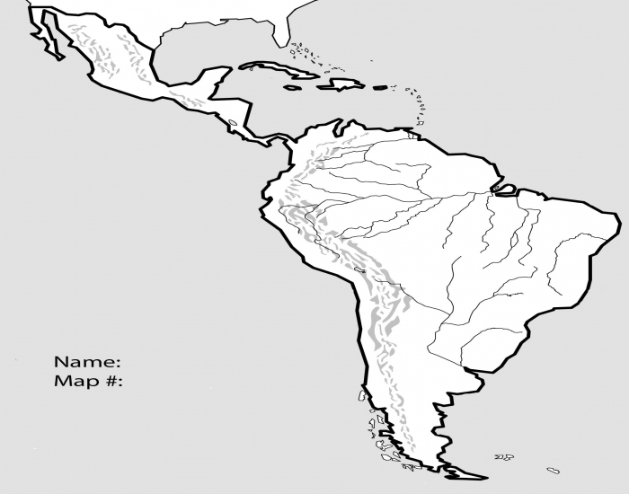 Image Result For Physical Feature Map