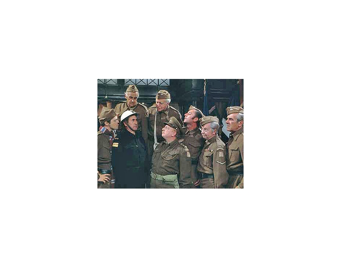 British Comedy Classics Dads Army 3