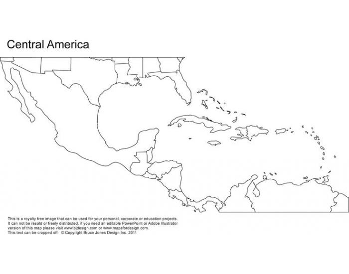 Central America Countries