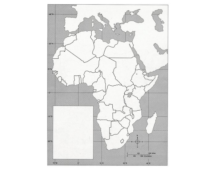 Map Of Africa Fill In The Blank.Imperialism In Africa 1880 1914 Map Quiz Purposegames