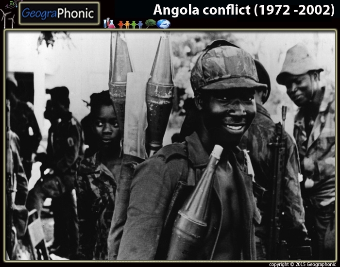 Angola conflict (1972 -2002)