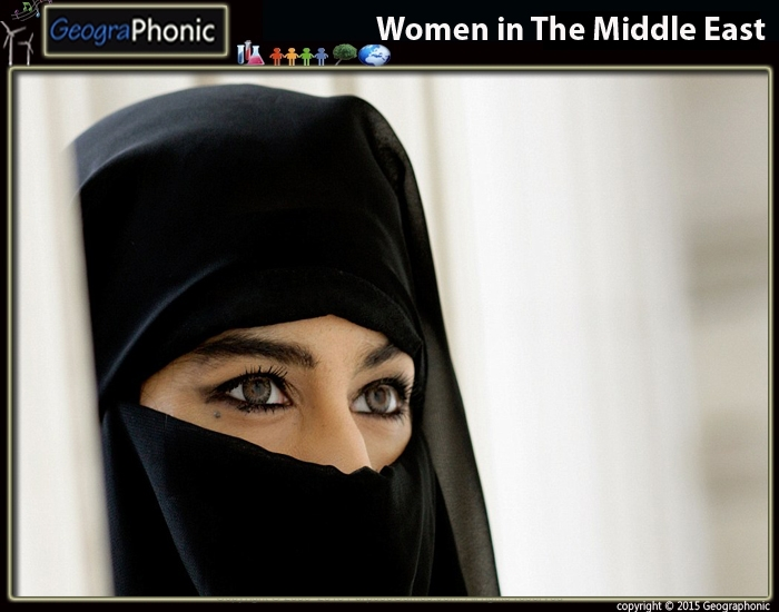 Women in Middle East countries