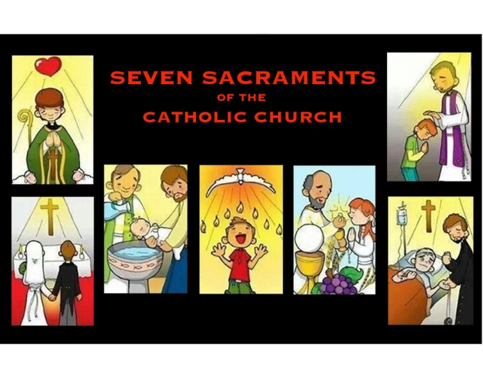 the seven sacraments of catholics essay A sacrament in the catholic church is a rite catholics believe was established by jesus christ the seven sacraments of the catholic church are.