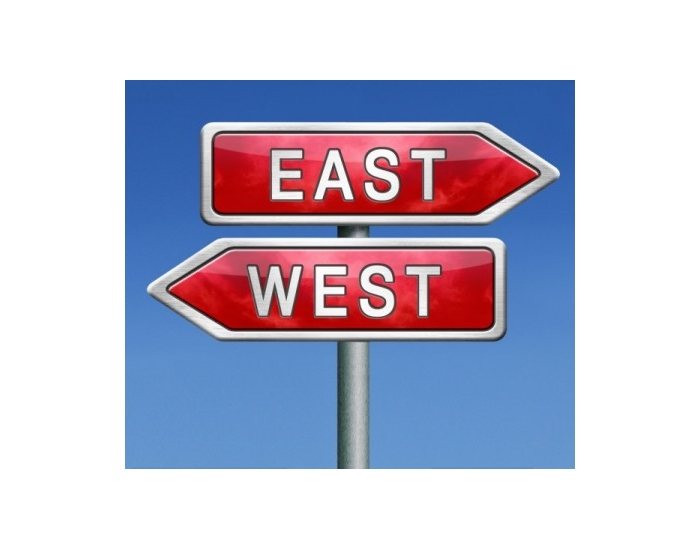 East or West?