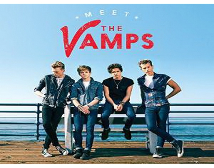The Vamps Mix 'n' Match 321