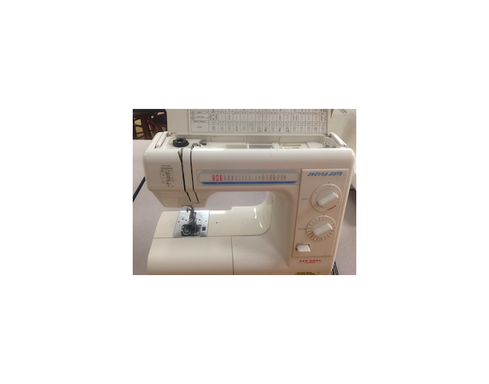 Sewing Machine Labeling
